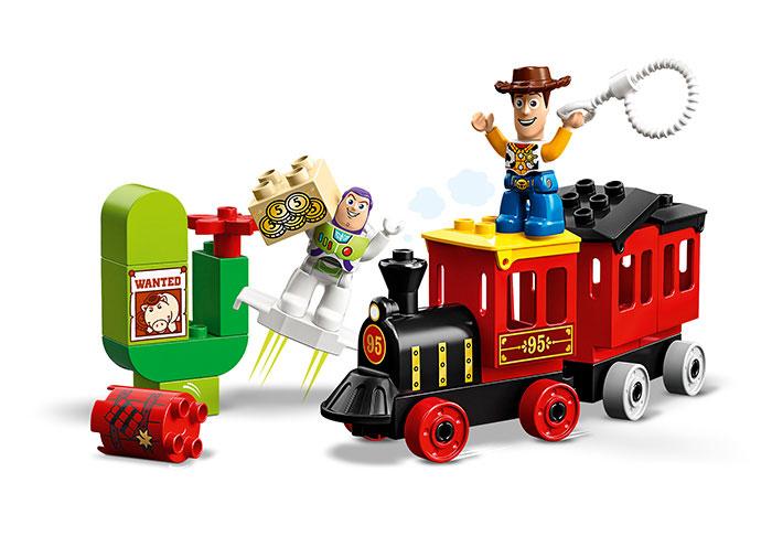 10894 LEGO® DUPLO®: Tren Toy Story 3