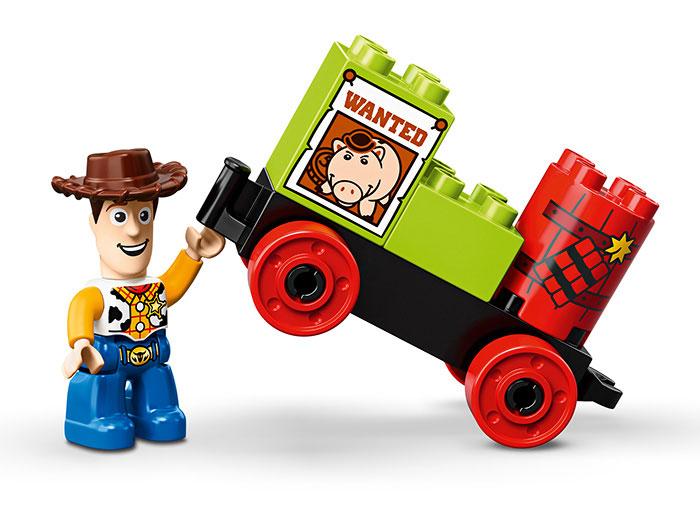 10894 LEGO® DUPLO®: Tren Toy Story 5