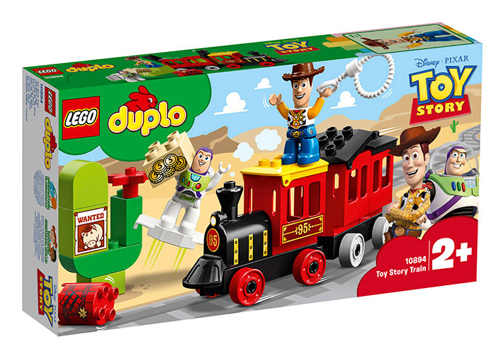 10894 LEGO® DUPLO®: Tren Toy Story 0