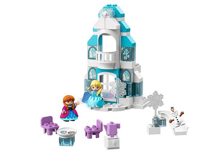 10899 LEGO® DUPLO®: Castelul din Regatul de gheata 2