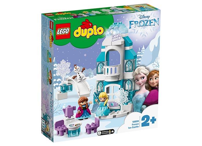 10899 LEGO® DUPLO®: Castelul din Regatul de gheata 0