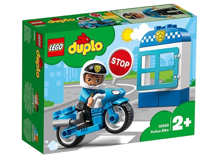 10900 LEGO® DUPLO®: Motocicletă de poliție 0