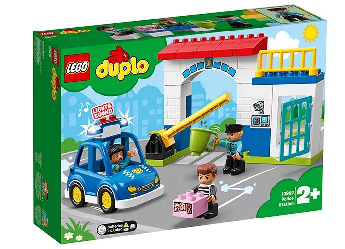 10902 LEGO® DUPLO®: Secție de poliție 1