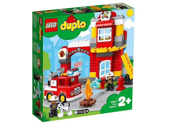 10903 LEGO® DUPLO®: Stație de pompieri 1