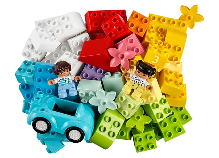 10913 LEGO® DUPLO®: Cutie in forma de caramida  [2]