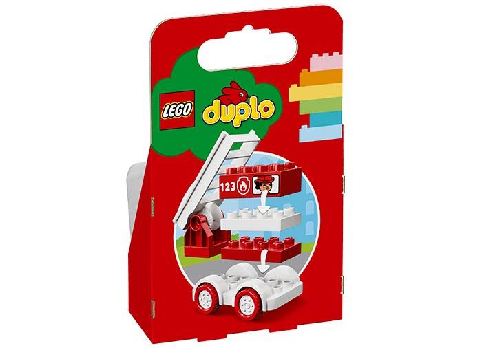 10917 LEGO® DUPLO®: Camionul de pompieri  [4]