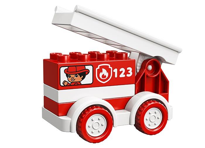10917 LEGO® DUPLO®: Camionul de pompieri  [2]