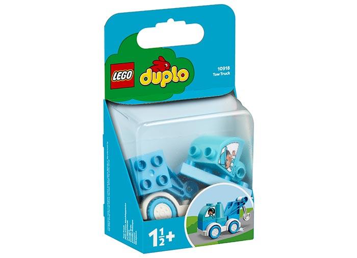 10918 LEGO® DUPLO®: Camion cu remorca  3
