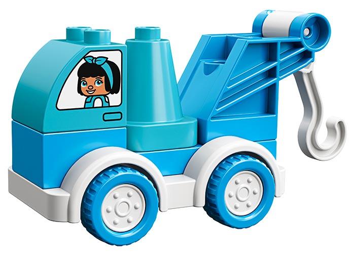 10918 LEGO® DUPLO®: Camion cu remorca  5
