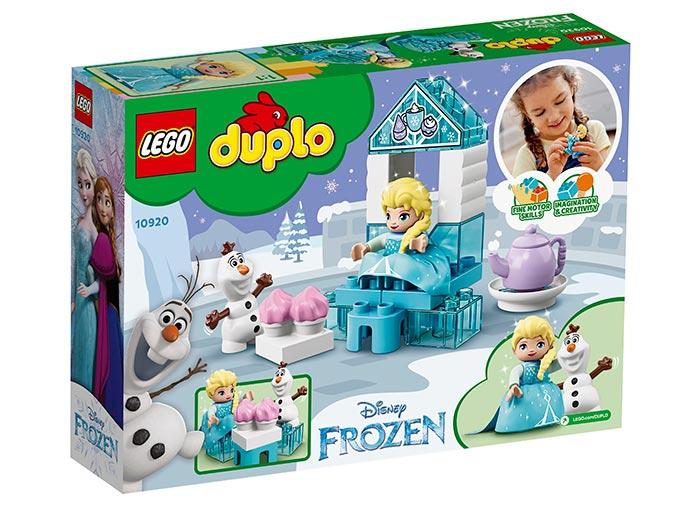 10920 LEGO® DUPLO®: Elsa si Olaf la Petrecere  4
