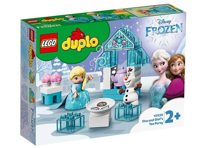 10920 LEGO® DUPLO®: Elsa si Olaf la Petrecere  0