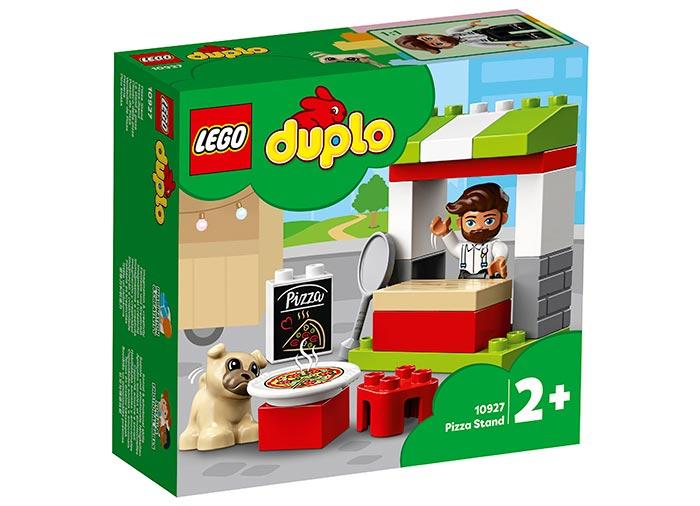 10927 LEGO® DUPLO®: Stand cu pizza  0