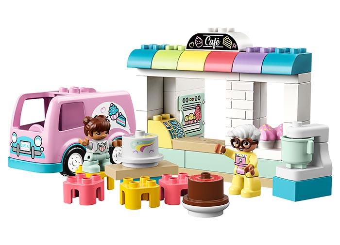 10928 LEGO® DUPLO®: Brutarie  2