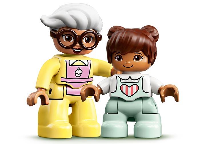 10928 LEGO® DUPLO®: Brutarie  7