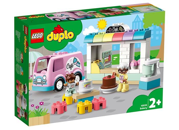10928 LEGO® DUPLO®: Brutarie  0