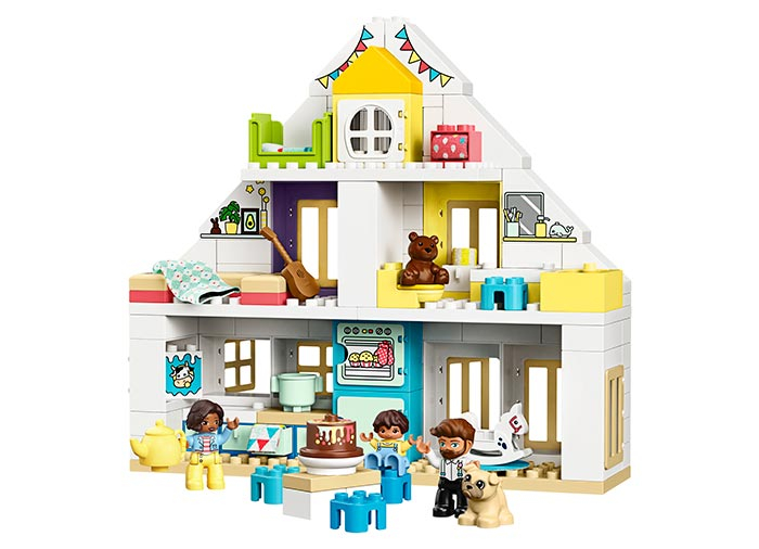 10929 LEGO® DUPLO®: Casa jocurilor  5