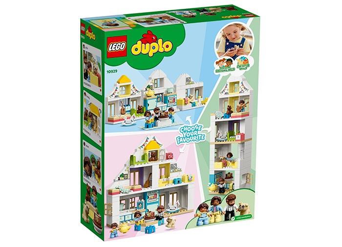 10929 LEGO® DUPLO®: Casa jocurilor  4