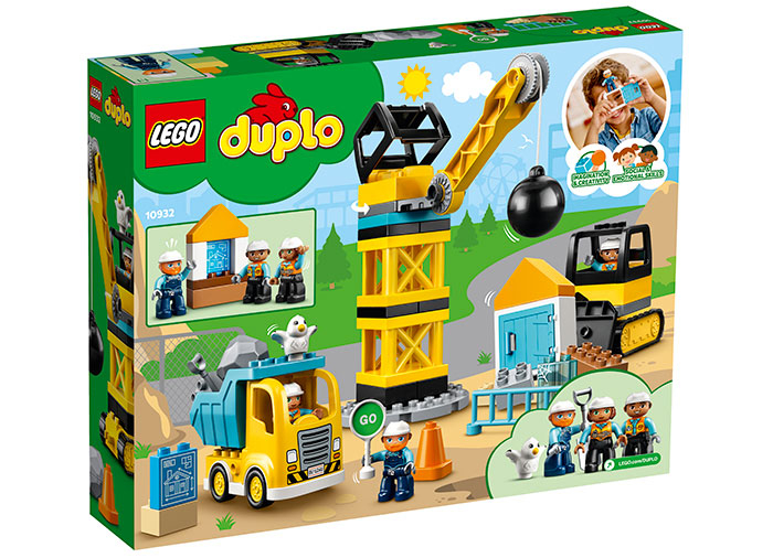 10932 LEGO® DUPLO® : Bila de demolare 4