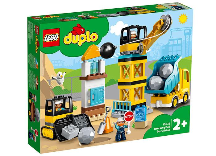 10932 LEGO® DUPLO® : Bila de demolare 0