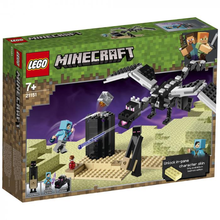 21151 Minecraft: Bătălia finală [0]