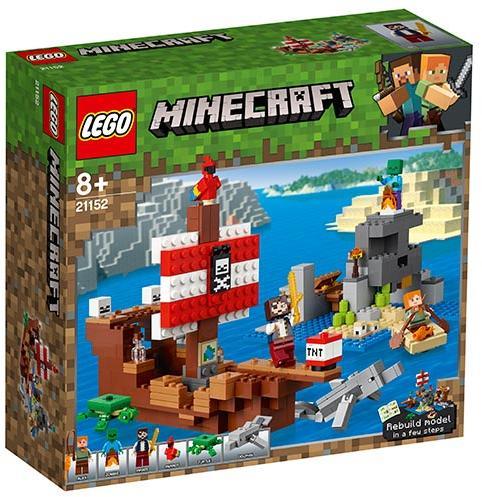 21152 Minecraft: Aventura corabiei de pirați [0]