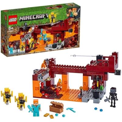 21154 LEGO® Minecraft™: Podul Flacarilor  [1]
