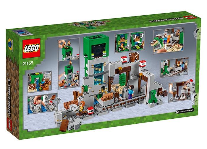 21155 LEGO® Minecraft™: Mina Creeper  [0]