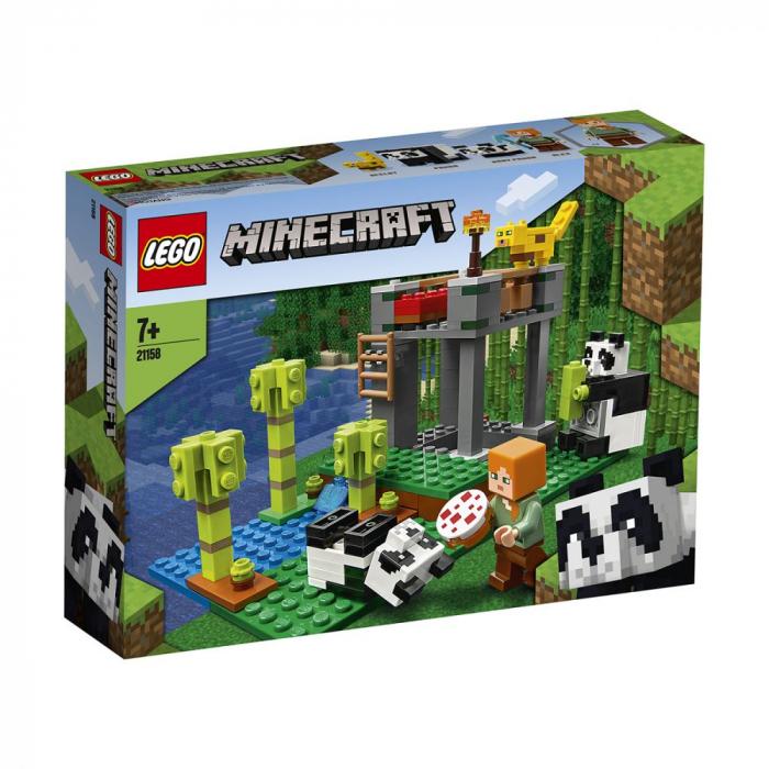 LEGO Minecraft - Gradinita panda 21158 [0]