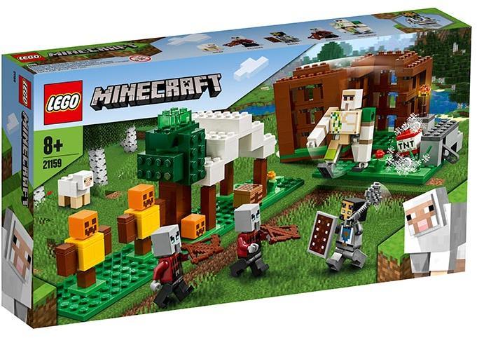 21159 LEGO® Minecraft™: Avanpostul Pillager  [0]