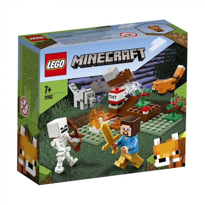 LEGO Minecraft - Aventura din Taiga 21162 [0]