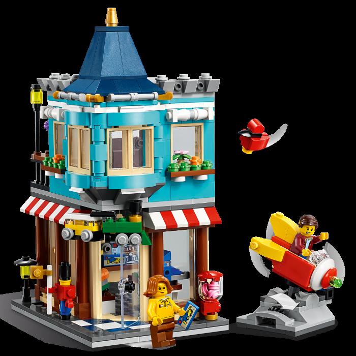 31105 LEGO® Creator: Magazin de jucarii  [1]