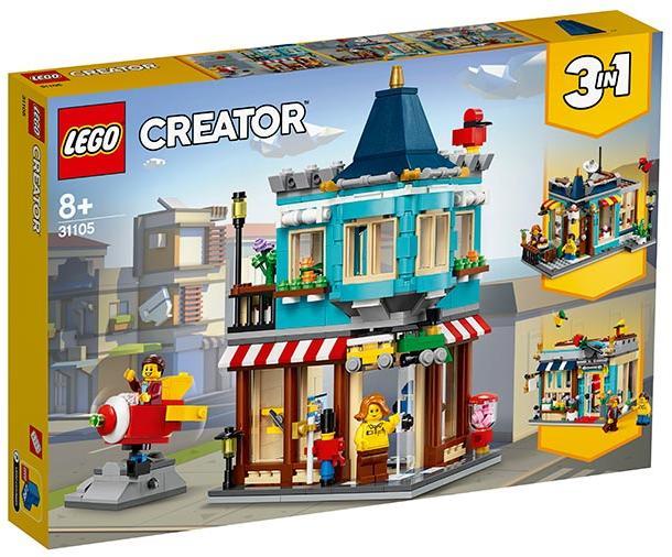 31105 LEGO® Creator: Magazin de jucarii  [0]
