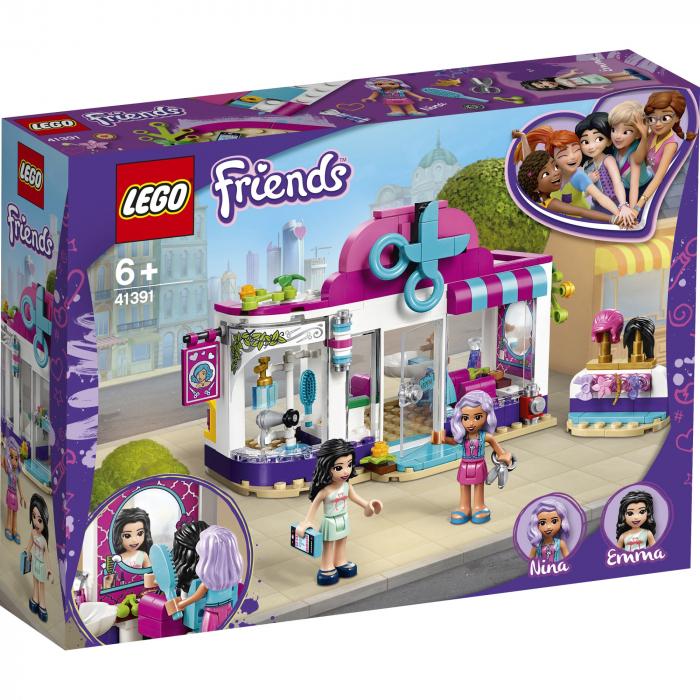 41391 LEGO® Friends: Salonul de coafura din orasul Heartlake  [0]