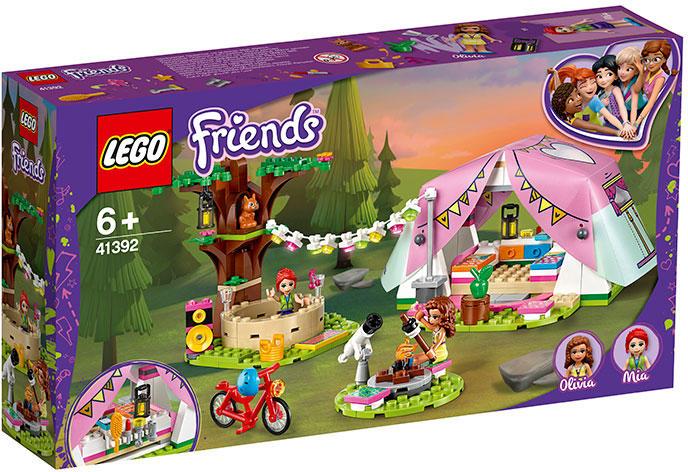 41392 LEGO® Friends: Camping luxos in natura  [0]