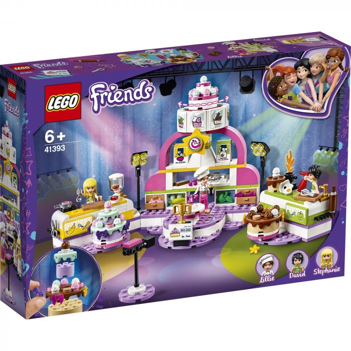 41393 LEGO® Friends: Concurs de cofetari  [0]