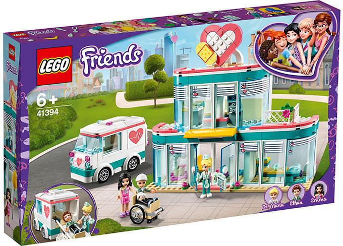 41394 LEGO® Friends: Spitalul orasului Heartlake  [0]
