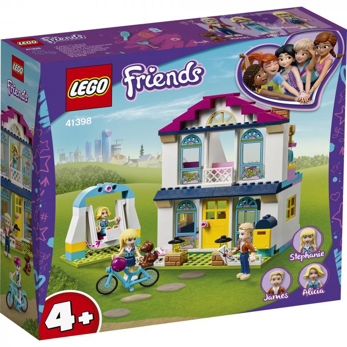 41398 LEGO® Friends: Casa lui Stephanie [0]