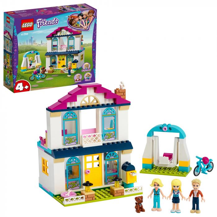 41398 LEGO® Friends: Casa lui Stephanie [1]