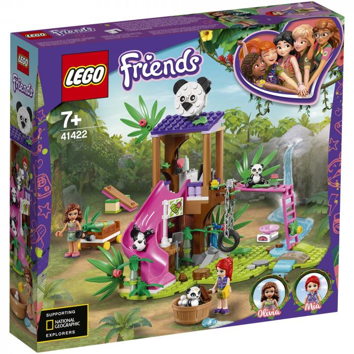 41422 LEGO® Friends: Casuta ursilor panda [0]