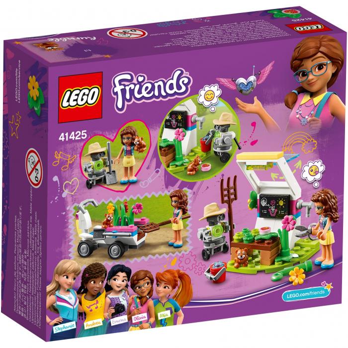 41425 LEGO® Friends: Gradina cu flori a Oliviei [0]