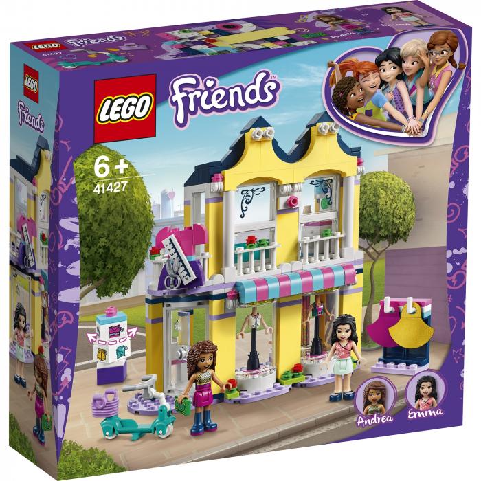 41427 LEGO® Friends: Casa de moda a Emmei [0]