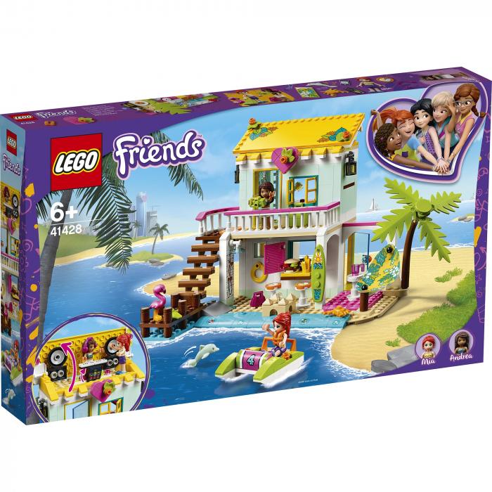 41428 LEGO® Friends: Casa de pe plaja [0]
