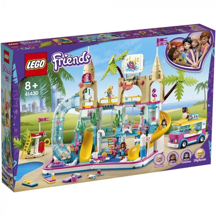 41430 LEGO® Friends: Parc acvatic distractiv 0