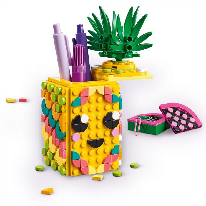 41906 LEGO® DOTS™:  Suport-ananas pentru creioane [1]
