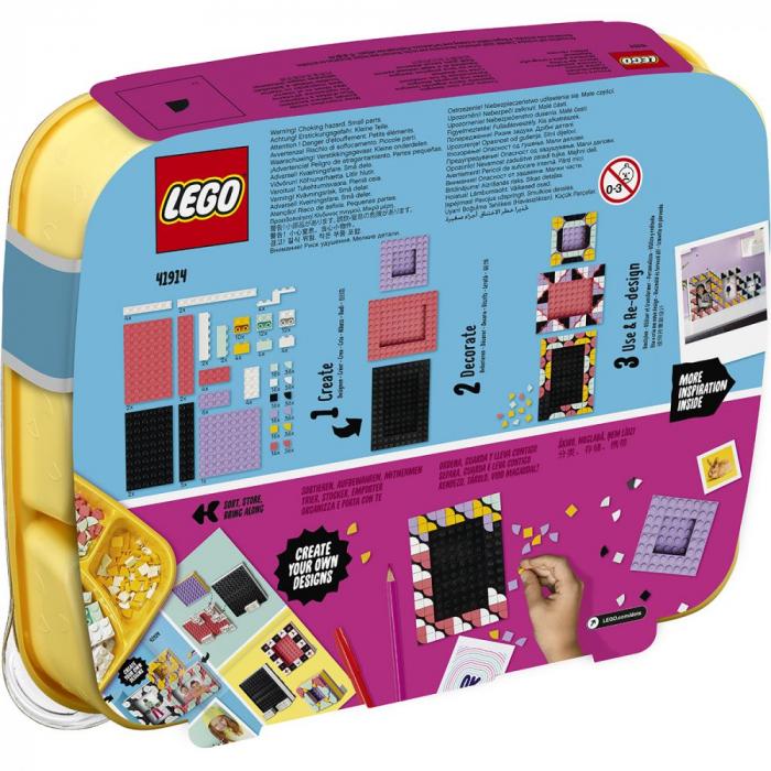 41914 LEGO® DOTS™: Rame foto creative [0]