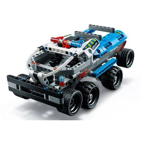 LEGO® Technic: Urmărirea poliției 42091  3