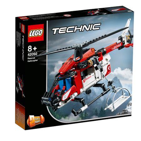 LEGO® Technic: Elicopter de salvare 42092 [0]