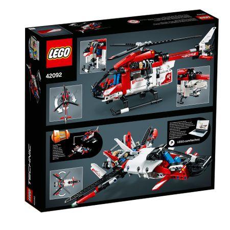 LEGO® Technic: Elicopter de salvare 42092 [5]