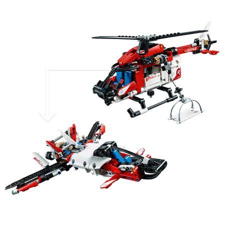LEGO® Technic: Elicopter de salvare 42092 [3]