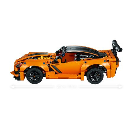 LEGO® Technic: Chevrolet Corvette ZR1 42093 [5]